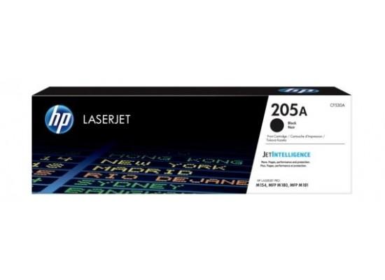 HP 205A Black Toner Cartridge - CF530A