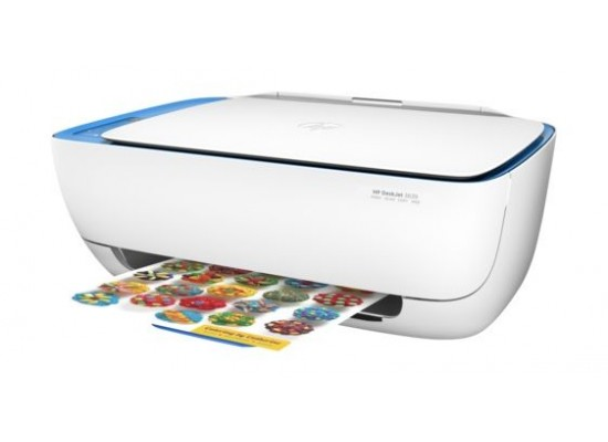 HP DeskJet 3639 All-in-One Printer (F5S43C)
