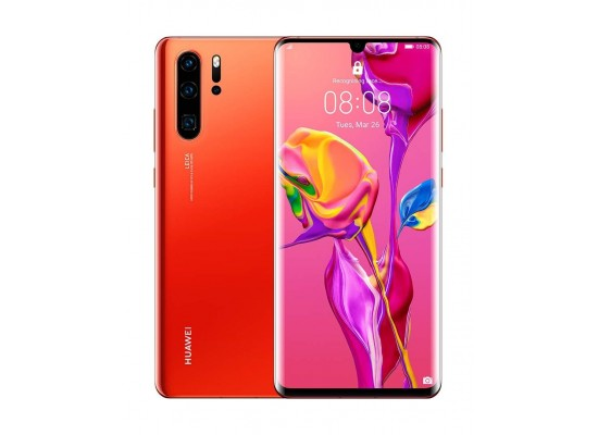 Huawei P30 Pro 512gb Phone Amber Sunrise Price In Kuwait X Cite Kuwait Kanbkam