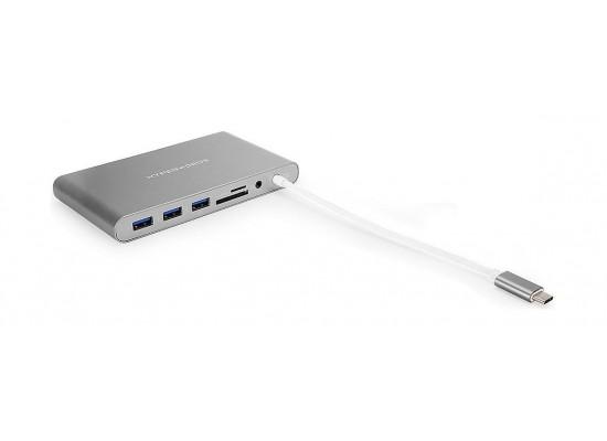 HyperDrive ULTIMATE 11-in-1 USB-C Hub - Space Grey