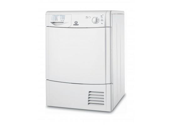 Indesit 8kg Condenser Dryer - White