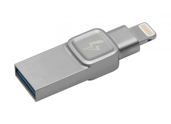 Kingston Data Traveler Bolt Duo USB Flash Drive - 64GB