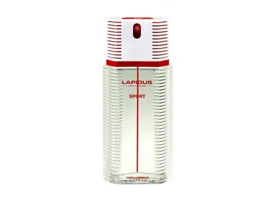 Lapidus Pour Homme Sport by Ted Lapidus 100ml Men Perfume Eau de Toilette