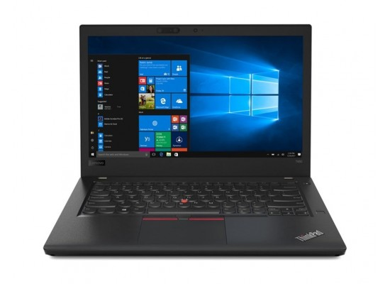 Lenovo ThinkPad T480 Core i7 8GB RAM 1TB HDD 2GB NVIDIA 14 inch Laptop - Black 1