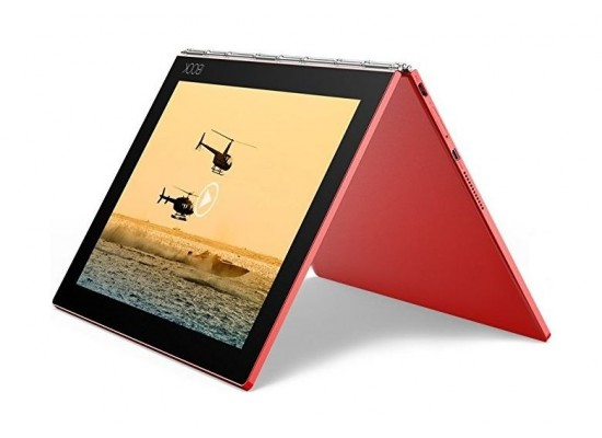Lenovo Yoga Book Atom X5 4GB RAM 128GB SSD 10 inch Touchscreen Convertible Laptop With PEN