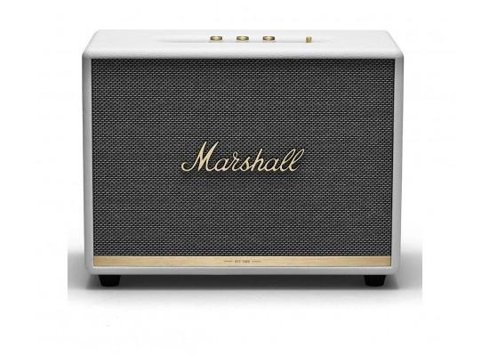 Marshall Woburn II Wireless Bluetooth Speaker - White 3