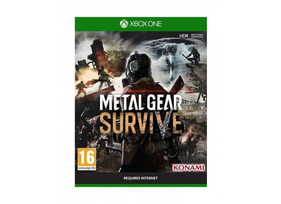 Metal Gear Survive: PlayStation 4 Game (PAL)