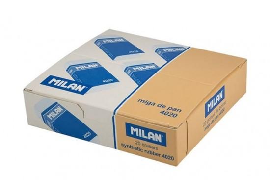 Milan Art Erasers 20pcs/Box
