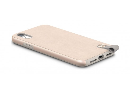 finest selection 74fbb 7af77 Altra Slim Protective Case with Wrist Strap for Apple iPhone XR - Savanna  Beige