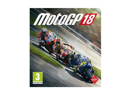 MotoGP 18: PlayStation 4 Game (PAL)