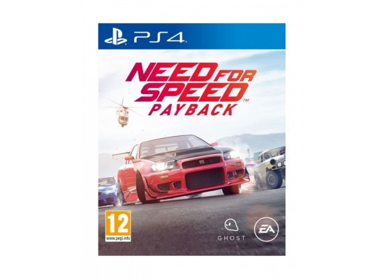 Need For Speed Payback: PlayStation 4 Game