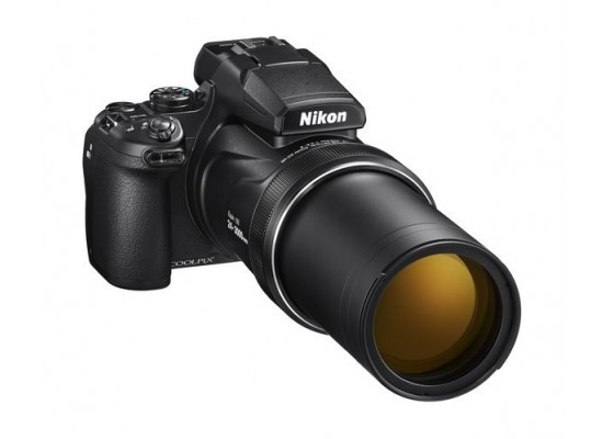 Nikon CoolPix P1000 Super Telephoto Digital Camera + 24-3000mm Lens 2