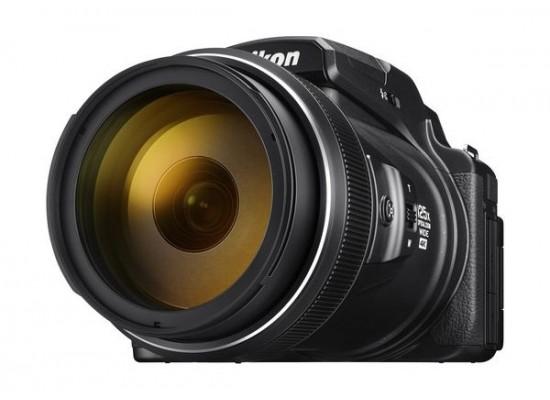 Nikon CoolPix P1000 Super Telephoto Digital Camera + 24-3000mm Lens 3