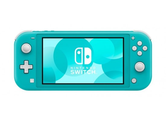Nintendo Switch Lite Gaming Console - Turquoise 2