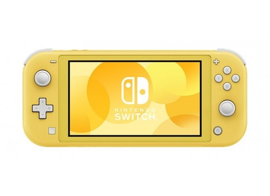 Nintendo Switch Lite Gaming Console - Yellow 2