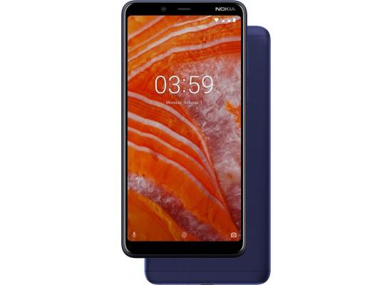 Nokia 3.1 Plus 32GB Phone - Blue 2