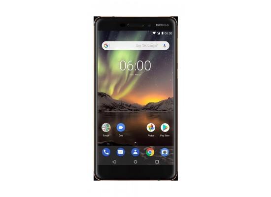 Nokia 6  1 32gb phone - black Price in Saudi Arabia | X-Cite