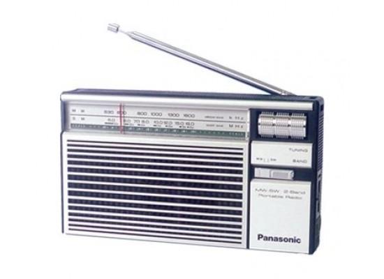 Panasonic Portable Radio R-218D
