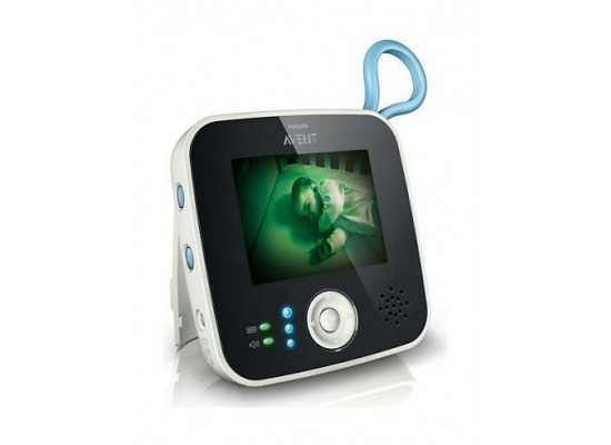 Philips Avent Digital Video Baby Monitor - SCD610/01 a