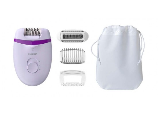 Philips Satinelle Essential Corded Compact Epilator - BRE275/12