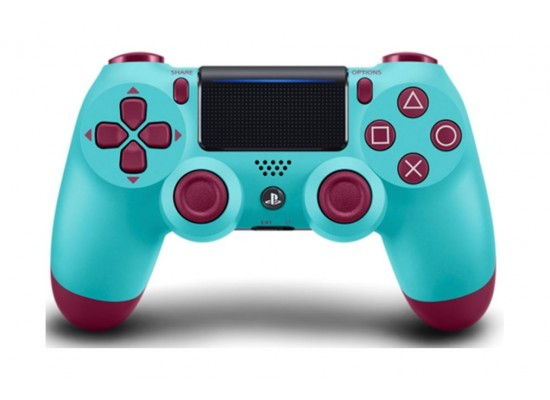 PlayStation 4 Wireless DualShock 4 Controller - Berry Blue