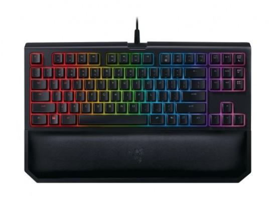 Razer Blackwidow TE Chroma V2 Keyboard - Green Switch