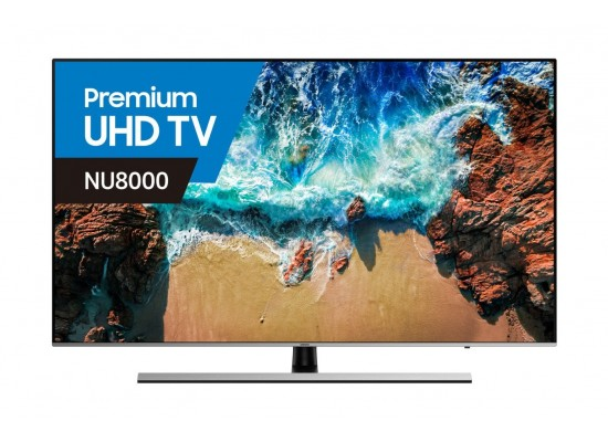 Samsung 65 inch 4K Ultra HD Smart LED TV - UA65NU8000