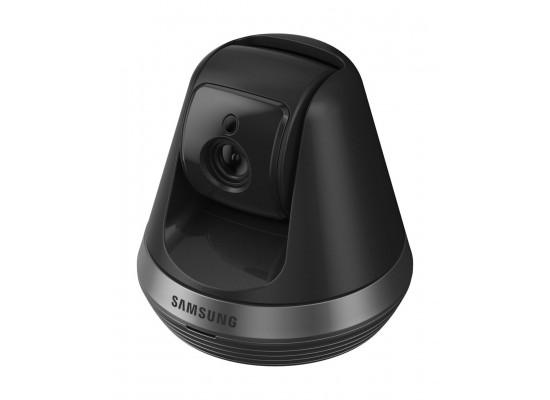 Samsung Compact Pan & Tilt Home Monitoring Camera (SNH-V6410PN) - Black