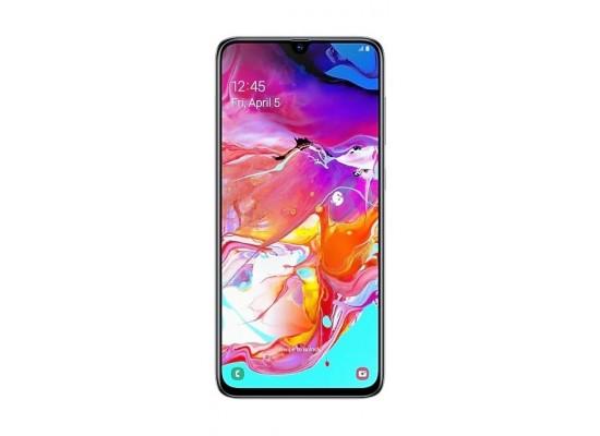 Samsung Galaxy A70 128GB Phone - White2
