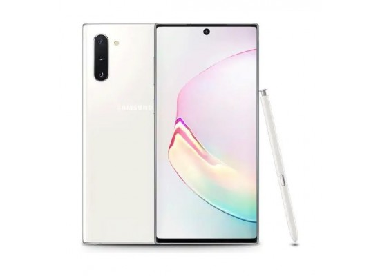 Samsung Galaxy Note10 256GB Phone - Aurora White 2