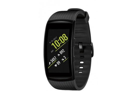 Samsung Gear Fit2 Pro Fitness Watch - Large/Black