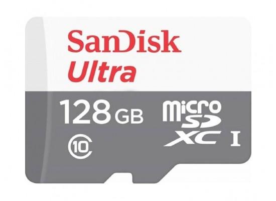 SanDisk Ultra MicroSD UHS-I Card - 128GB