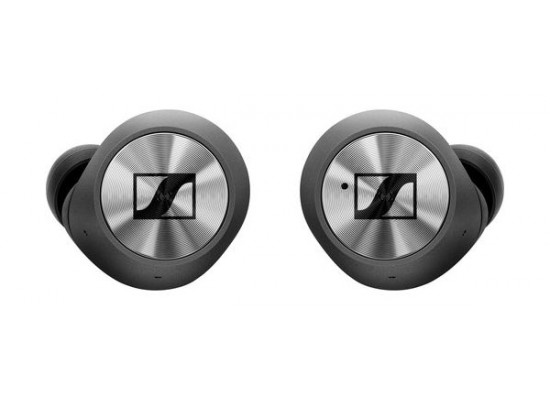 Sennheiser MOMENTUM True Wireless Bluetooth In-Ear Headphones - Silver