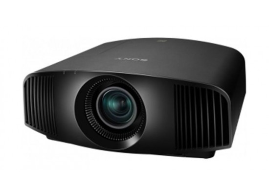 Sony 4K HDR Home Cinema Projector (VPL-VW360/B) - Black