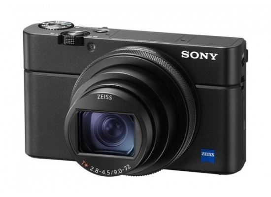 Sony Cyber-shot DSC-RX100 VI UHD 4K 24-200mm Digital Camera - 1