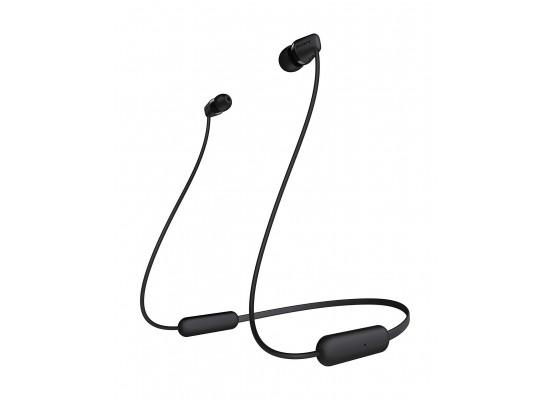 Sony WI-C200 Wireless In-ear Headphones - Black 3