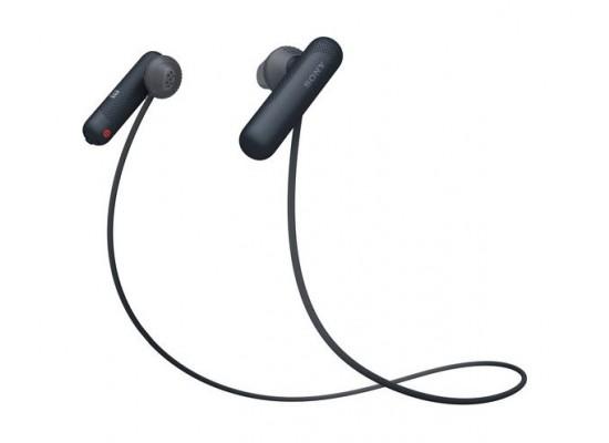 Sony Wireless in-Ear Sports Headphones - Black