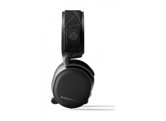 SteelSeries Arctis 7 2019 Edition Wireless Gaming Headset - Black
