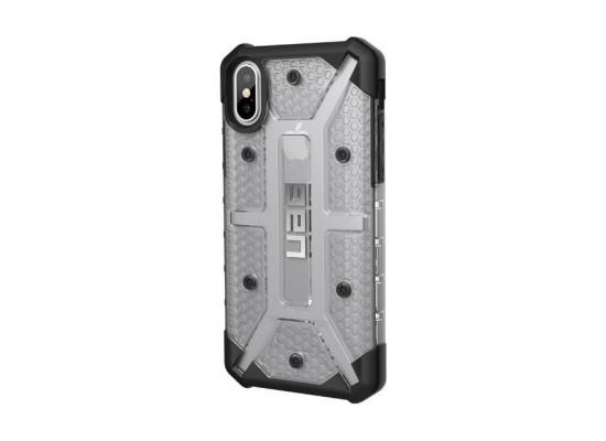 UAG Plasma Case For iPhone X (IPH8-L-IC) - Ice/Black