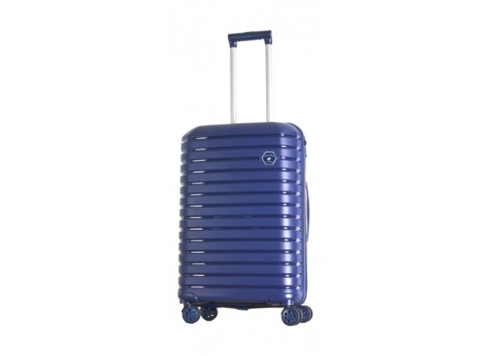 US POLO Legend Hard Trolley Luggage - Large/Blue