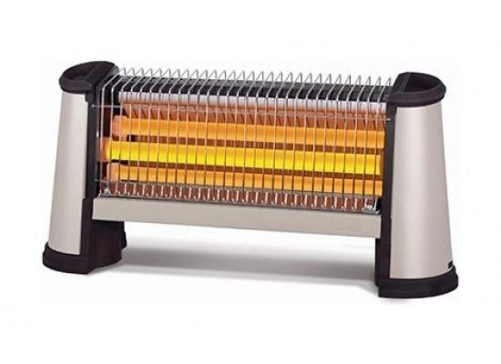 Wansa 1100W Halogen Heater - EH-1100-1H