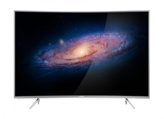 Wansa 65-inch Ultra HD (2160p) Curved Smart LED TV – WUD65H8856SC