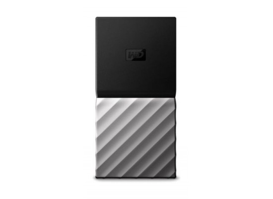 Western Digital My Passport 1TB USB 3.1 Portable SSD - Black/Silver 1