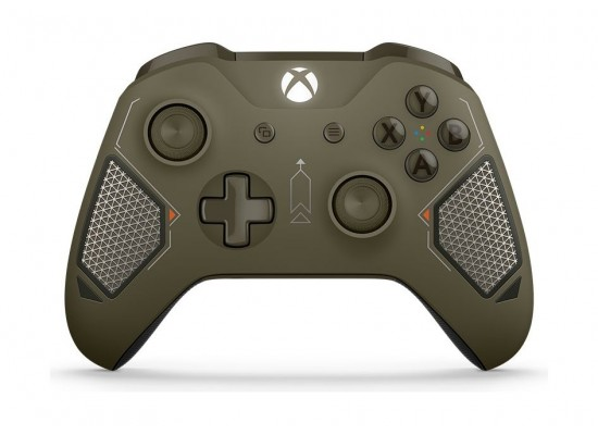 Xbox One Wireless Controller – Combat Tech Special Edition