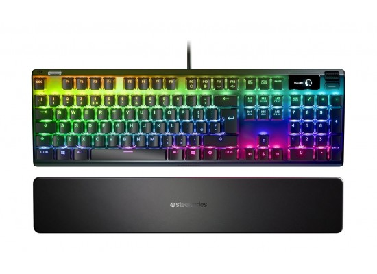 Steelseries Apex Pro Mechanical Wired Gaming Keyboard