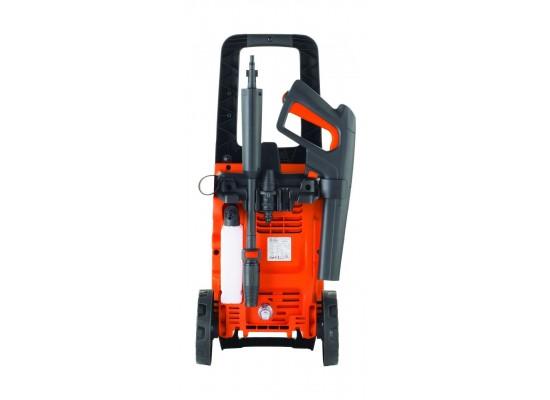 Black+Decker Pressure Washer 125 Bar 1600W (BXPW1600E-B5)