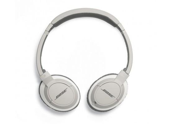 Bose OE2i Audio Headphones with iPod, iPhone control-White