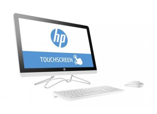 HP 24-e000ne  All-in-One Desktop - Left View