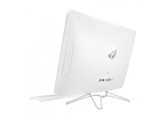 HP 24-e000ne  All-in-One Desktop - Right Side Tilt View