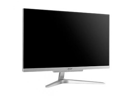 Acer Aspire C 22 21.5 FHD Monitor - Silver